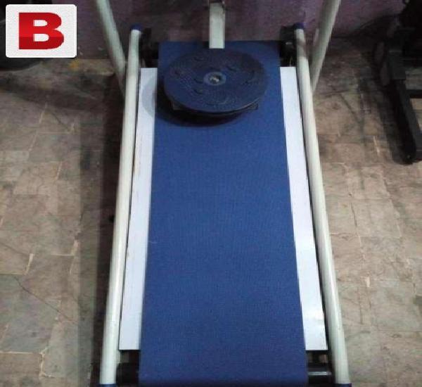 Blue belt treadmill in reasonable prize..