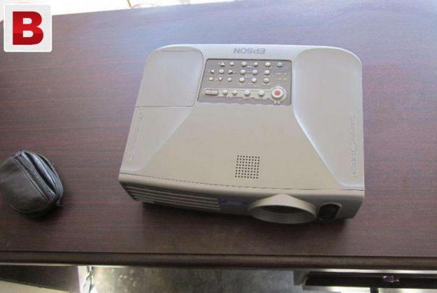 Epson emp 835 super brightness 3000 lumens rarely used auto