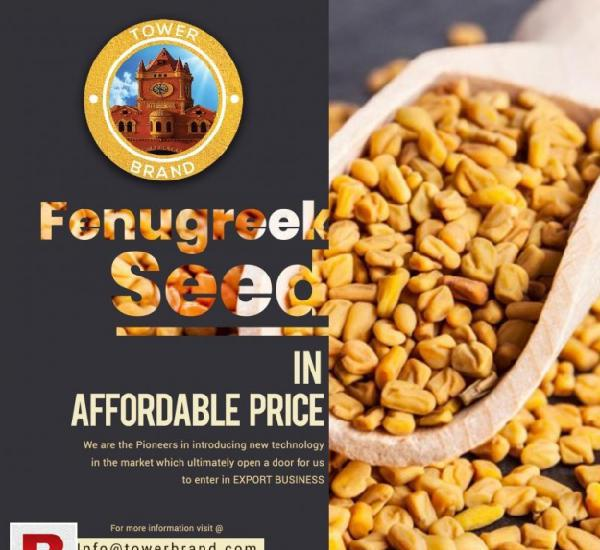 Fenugreek seed exporting services pakistan