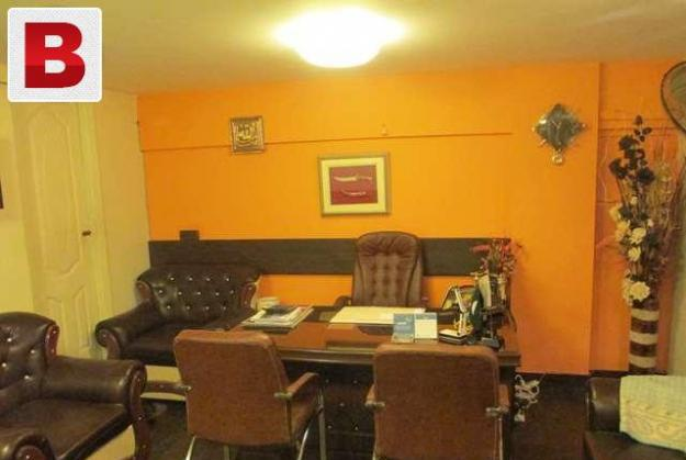 Fully furnished office mezzanine in badar commercial