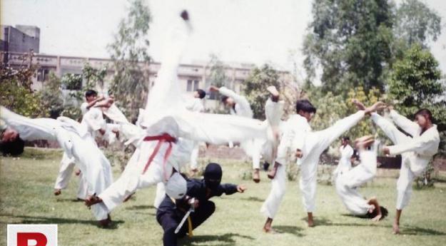 Gurjer karate club