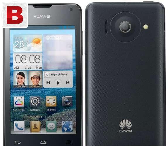 Huawei y300 mobile + charger + handfree +box orignal