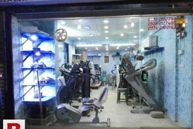 Imported tread mill outlet in good condition..