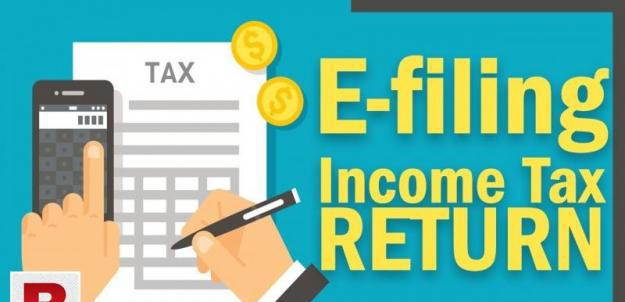 Income tax returns become a filer now.