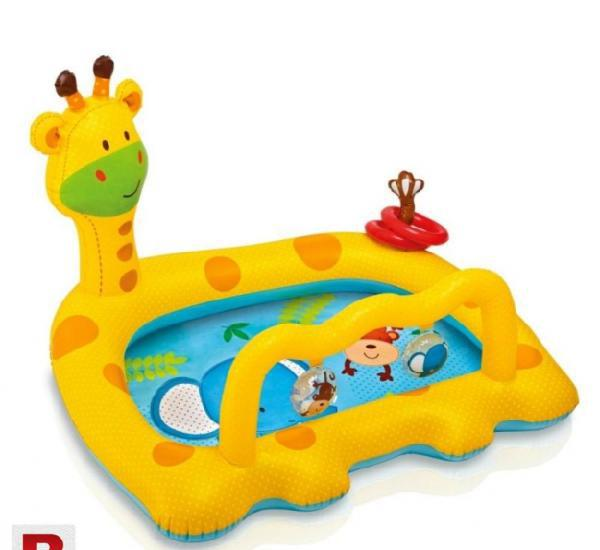 Intex 57105 smily girafee baby pool