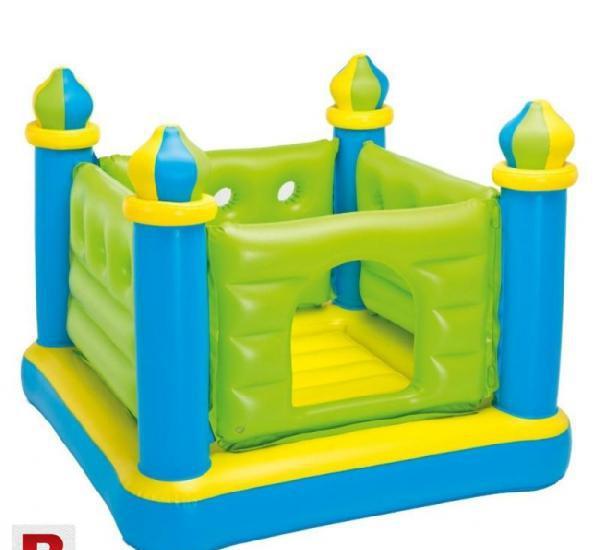 Intex junior jump-o-lene inflatable castle bouncer #48257