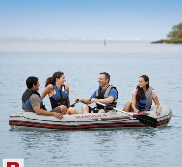 Intex mariner 4 inflatable boat set in pakistan