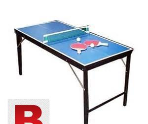 Kids size table tennis available