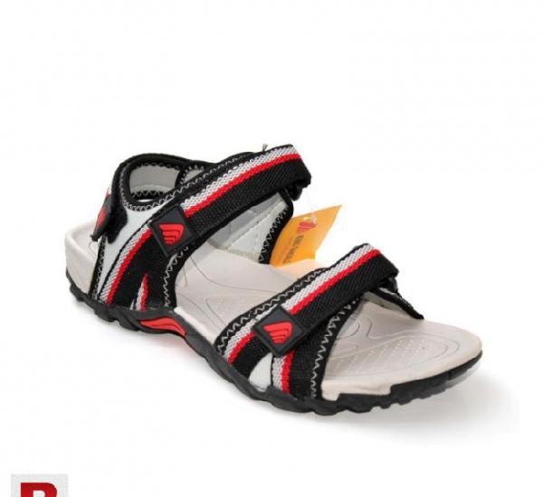 King black,red sandal