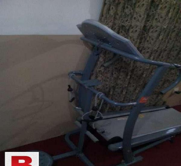 Manual treadmill 4 in one design from usa