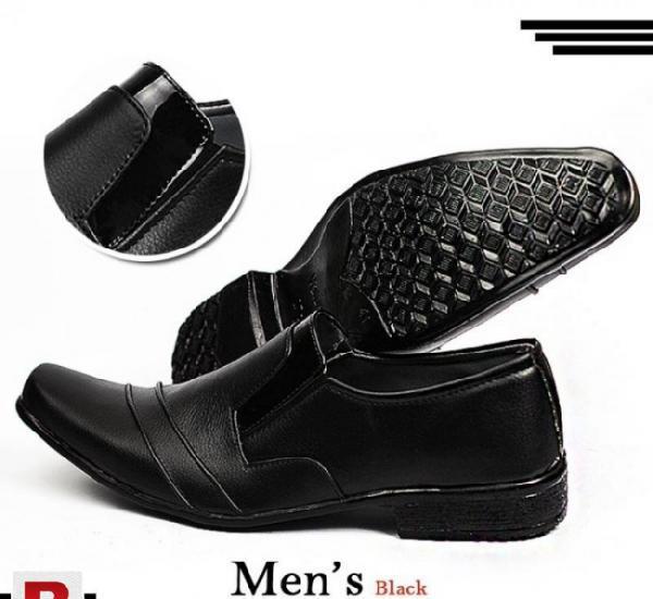 Men's black formal shoes for men