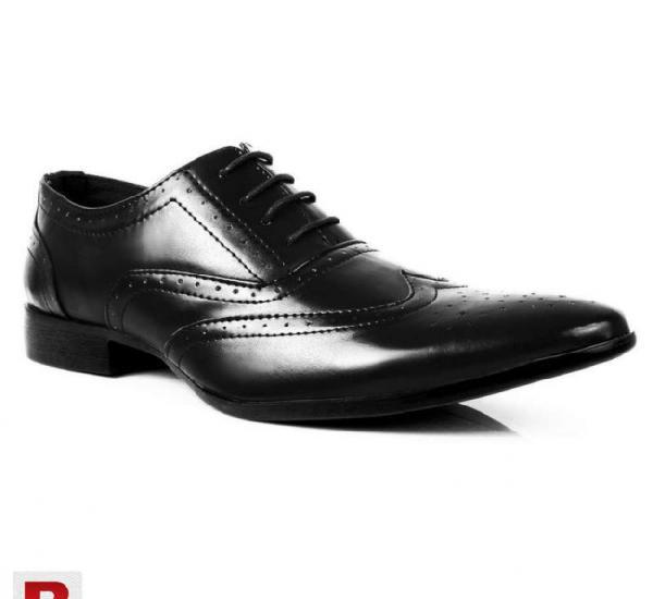 Moccasins royal black formal shoes