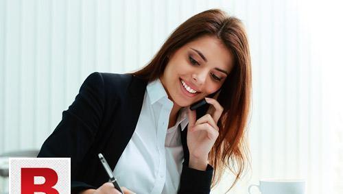 Need female office secretary