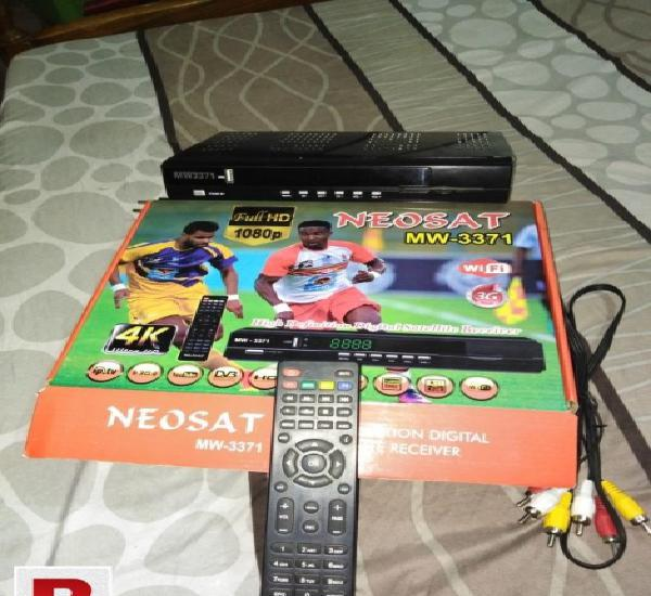 Dish receiver full 【 OFFERS September 】 | Clasf