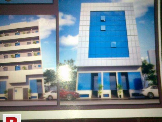 Office building under construction in dha phase 6