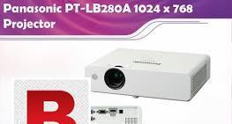 Panasonic multimedia projector