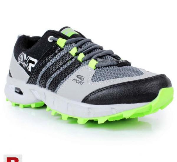 Skechers green grey sport shoes