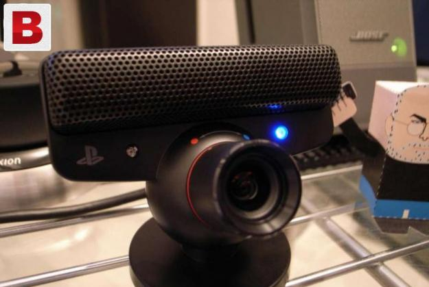 Sony ps3 eye motion. + pc web cam for ps and pc