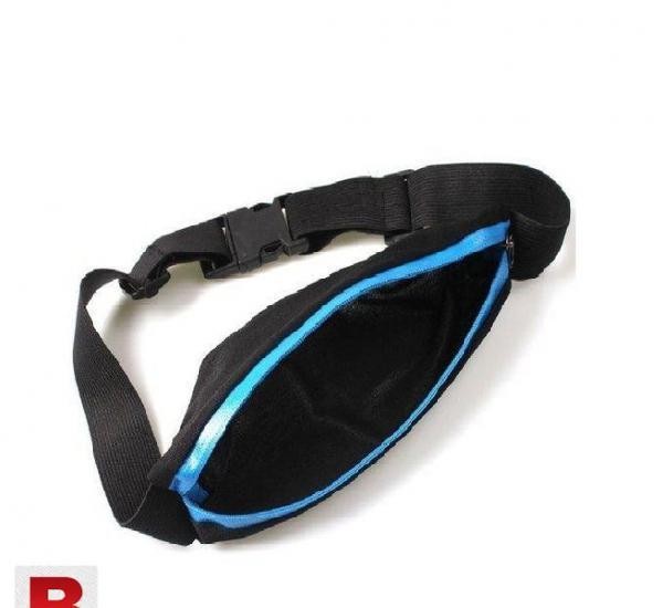 Sports pouch belt