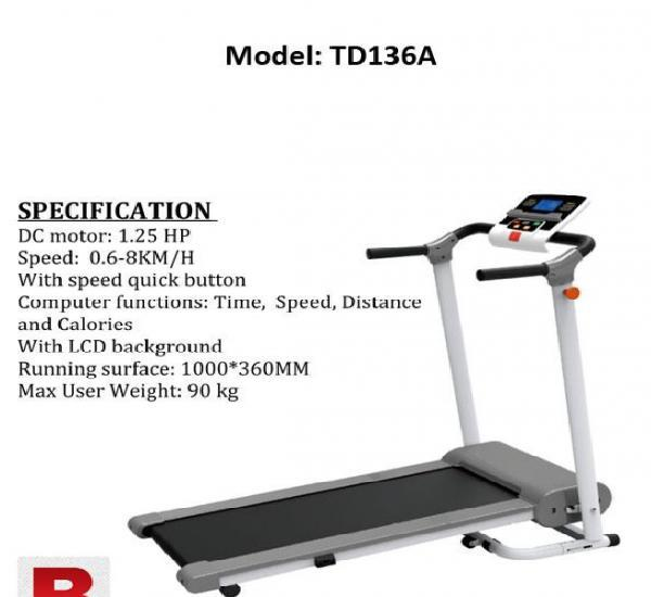 Treadmill brand new (free home delivery)