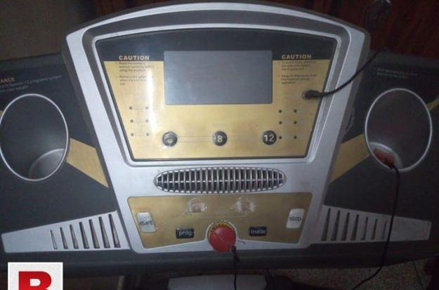 Used electric treadmill (tm-7425)
