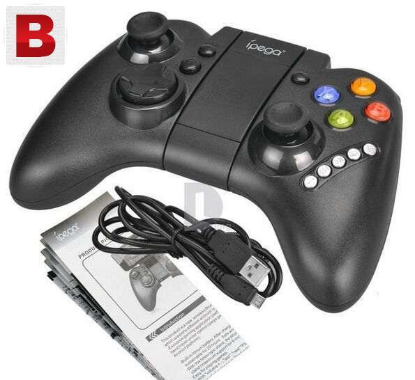 Wireless bluetooth game controller gamepad for all