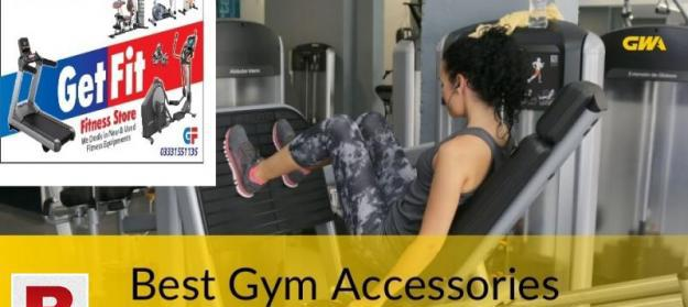 gym and fitness store
