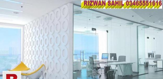 Shop for sale on easy installment in gulberg