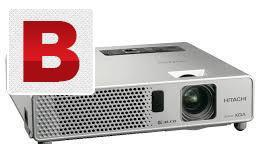 Used hitachi projectors