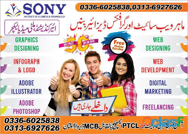 Graphic designing Courses