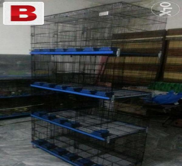 12 portion cage