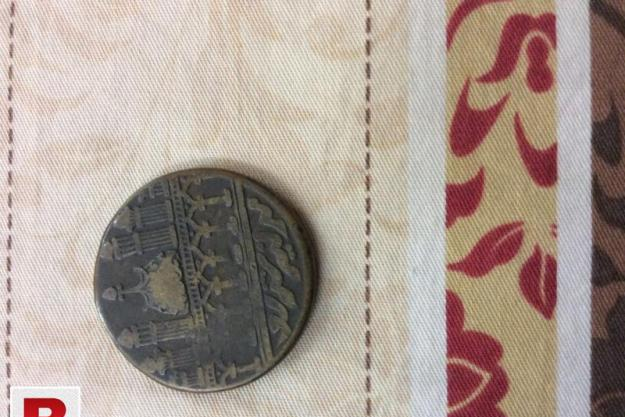 1400 year old arab incient coin for sale 700000 rs