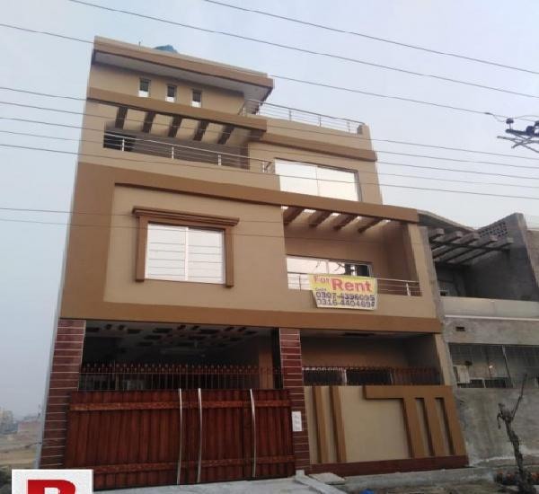 2nd floor portion availble on rent