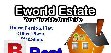 40x80 ground portion for rent in main pwd