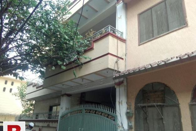 5 bed full house for r e n t in lalazar sherzaman colony