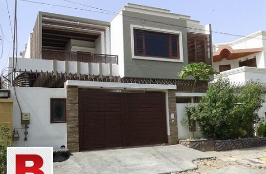 500 yards brand new top class bungalow for rent dha phase-6