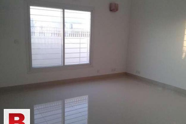 666 yards brand new ground floor bungalow portion for rent