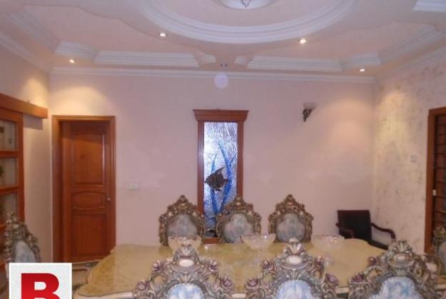 7 bedroom fully furnished banglow in khayban-e-shehbaz dha