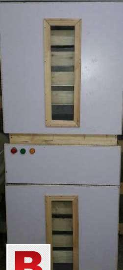 900 eggs manual incubator in double thermostat available
