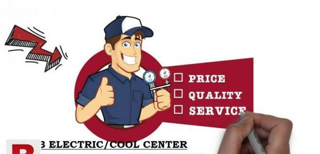 Ac technician or electrician