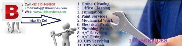 Air condition, ups, generator repair maintenance services