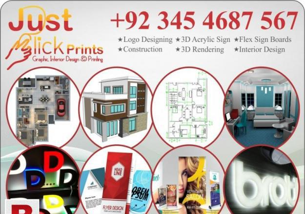 All type of designing services