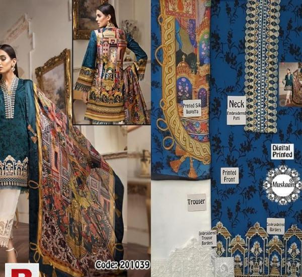 Anaya Luxury Lawn Collection