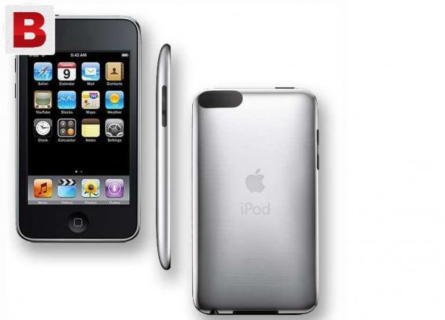 Apple ipod 32gb black silver