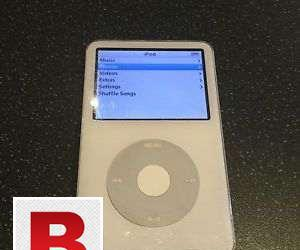 Apple ipod classic 5th generation white (60 gb)