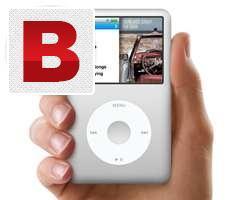 Apple ipod classic 160 gb gen 7