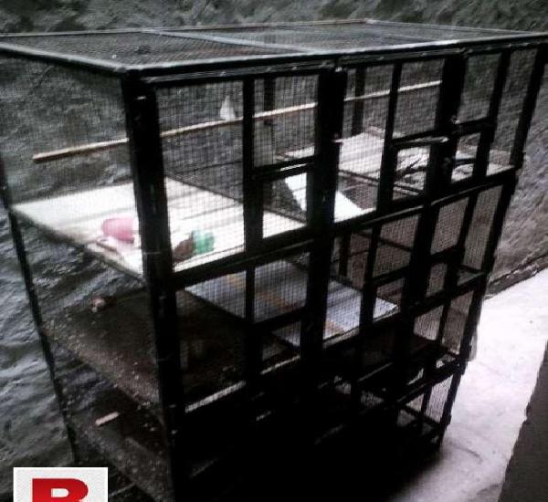 Birds iron cage 12 portion