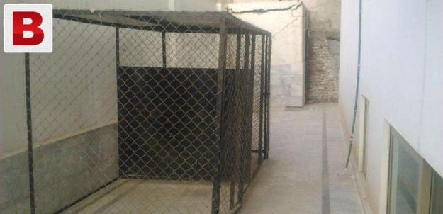 Cage for animals