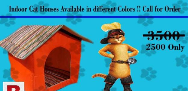 Cat house for sale