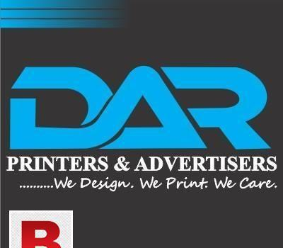 Dar printers, gujar khan, wedding cards, panaflex, business